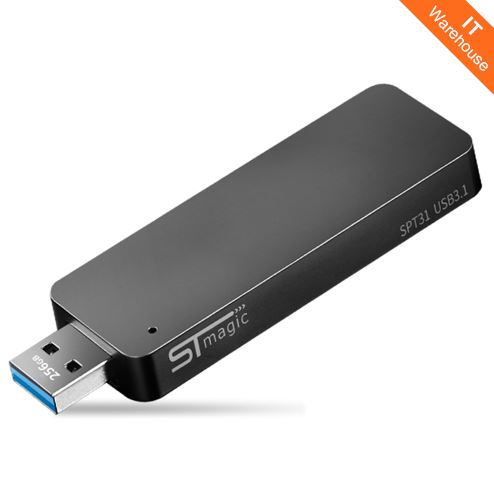 STmagic SPT31 SSD portátil de 512 GB USB 3.1 - GeekBuying