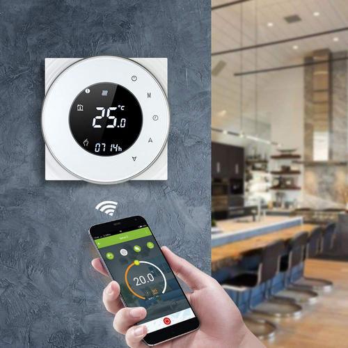用于锅炉的Decdeal Wi-Fi恒温器 - 亚马逊
