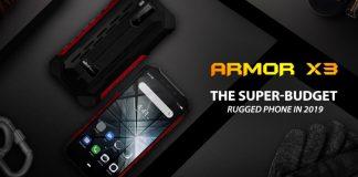 Armadura Ulefone X3