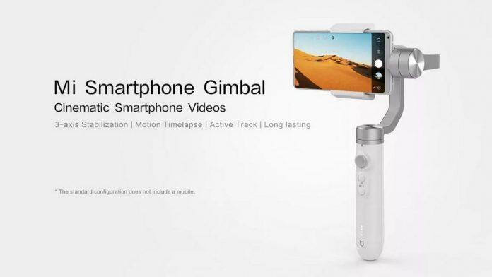 Xiaomi Gimbal Banggood