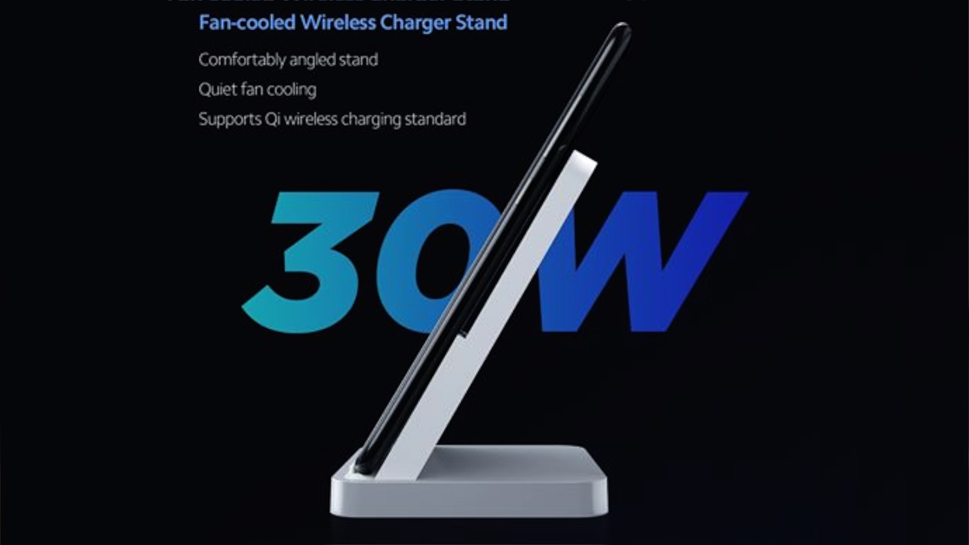 Xiaomi Vertical Air-Cooled Wireless Charger