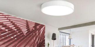 luz de teto inteligente yeelight