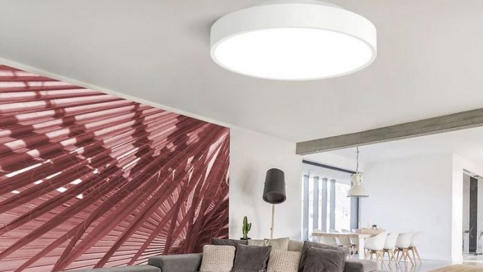 luz de techo inteligente yeelight