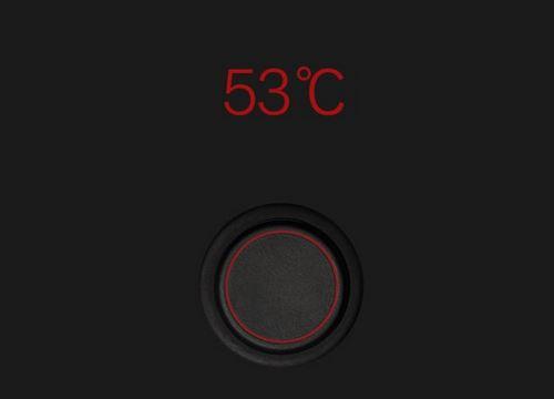 giubbino smanicato auto riscaldante di Xiaomi