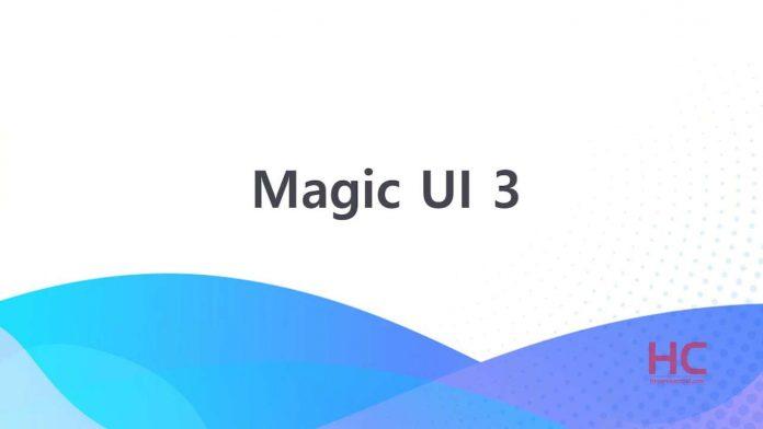 honor magic ui 3.0