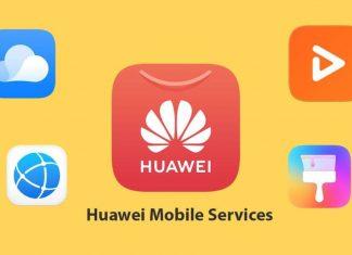 мобильные сервисы huawei
