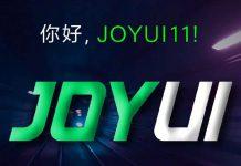 joyui tubarão preto 11 miui 11