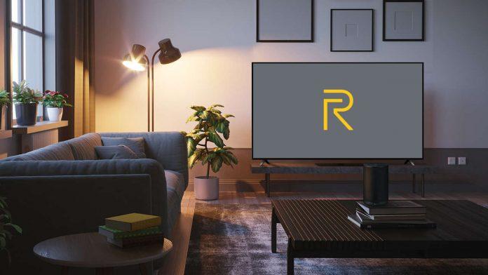 realme tv