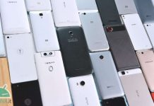 Chiński smartfon