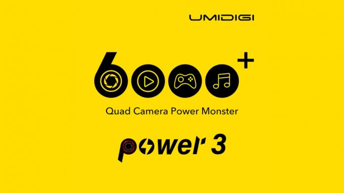 umidigi power 3