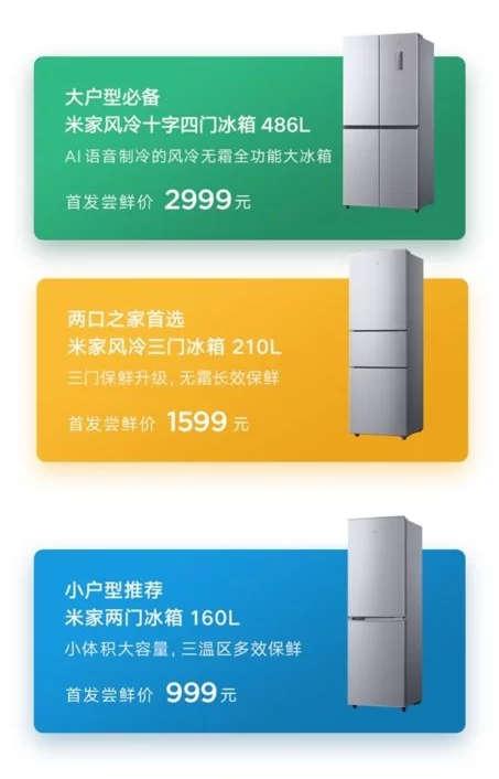 xiaomi frigorifero yunmi