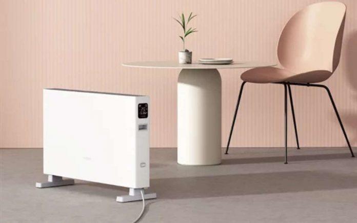 小米smartmi电加热器1s