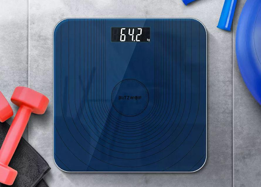 BlitzWolf BW-SC2 Bilancia smart – Banggood