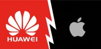 Apple gegen Huawei