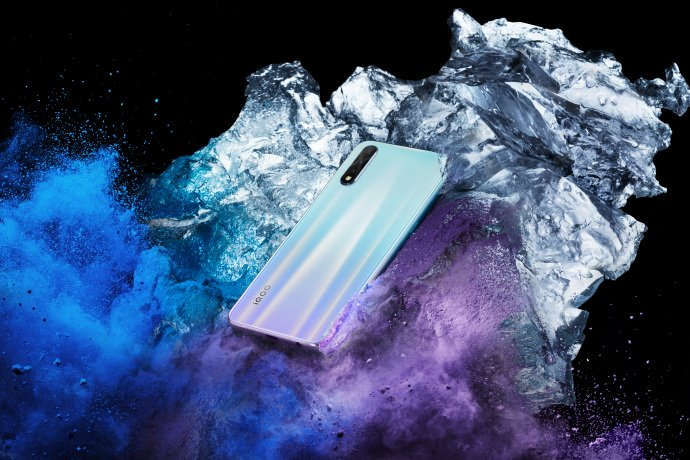 iqoo neo iceland aurora