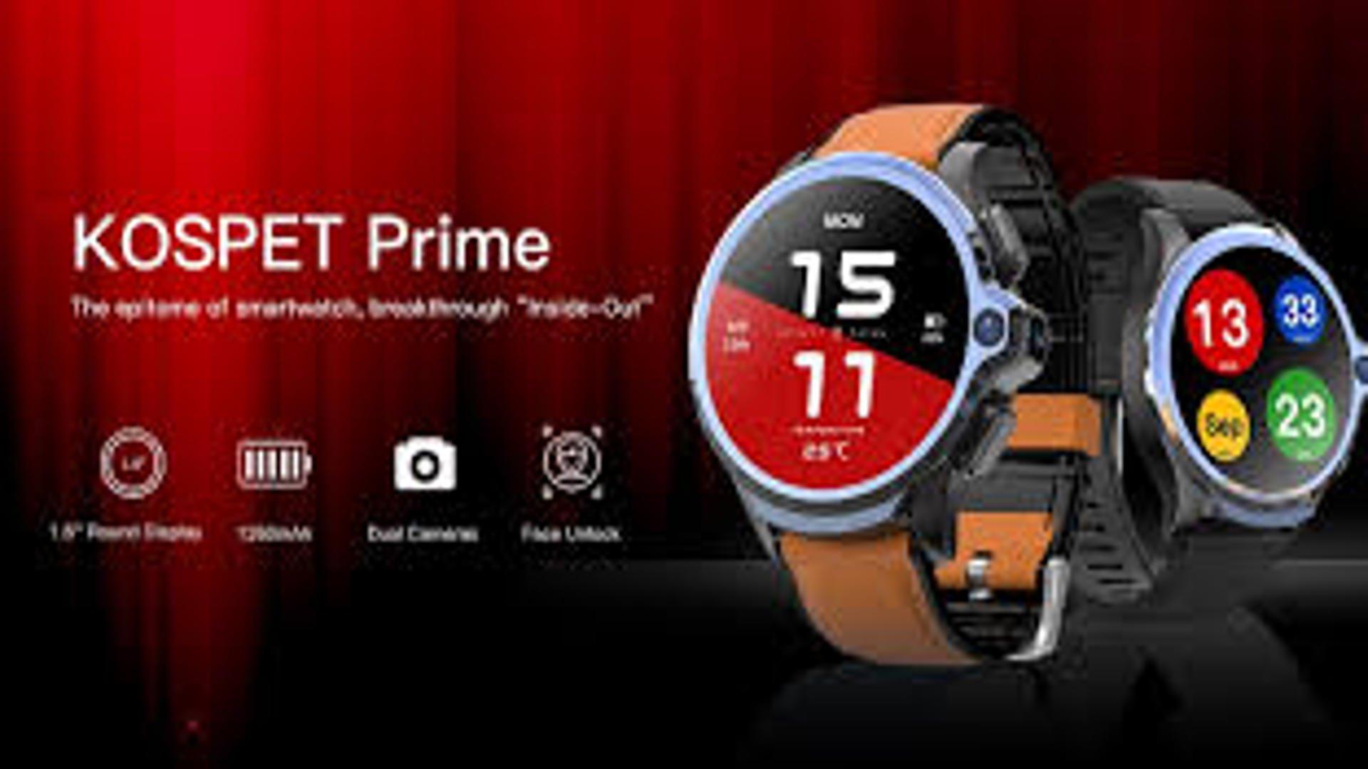 Kospet Prime –  Gearbest