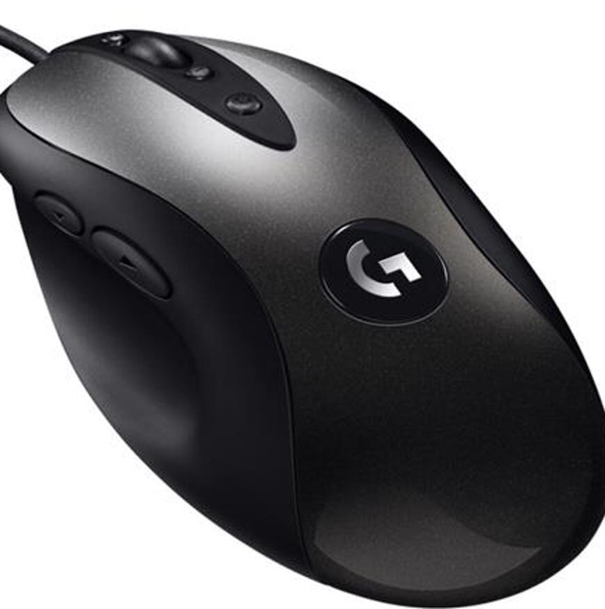 Mouse Logitech MX518 - Geekbuying