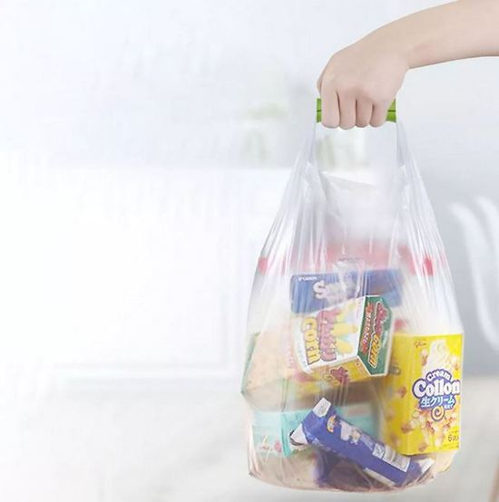 حقيبة تسوق مصباح يدوي banggood