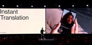Tradução instantânea do OnePlus