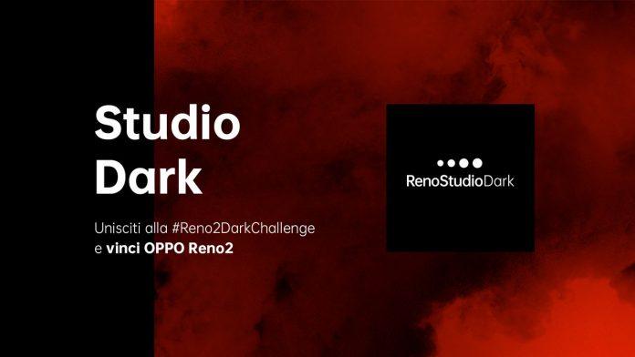 oppo reno 2 dark challenge