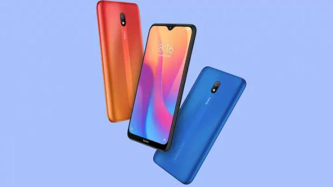 Xiaomi Redmi 8A 2 / 32 GB Red - Gearbest