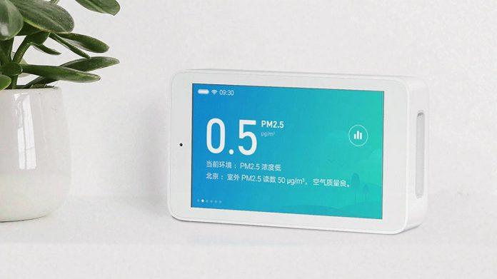 wykrywacz drobnego pyłu Xiaomi