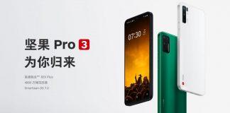 Smartisan Nut Pro 3