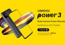 umidigi power 3