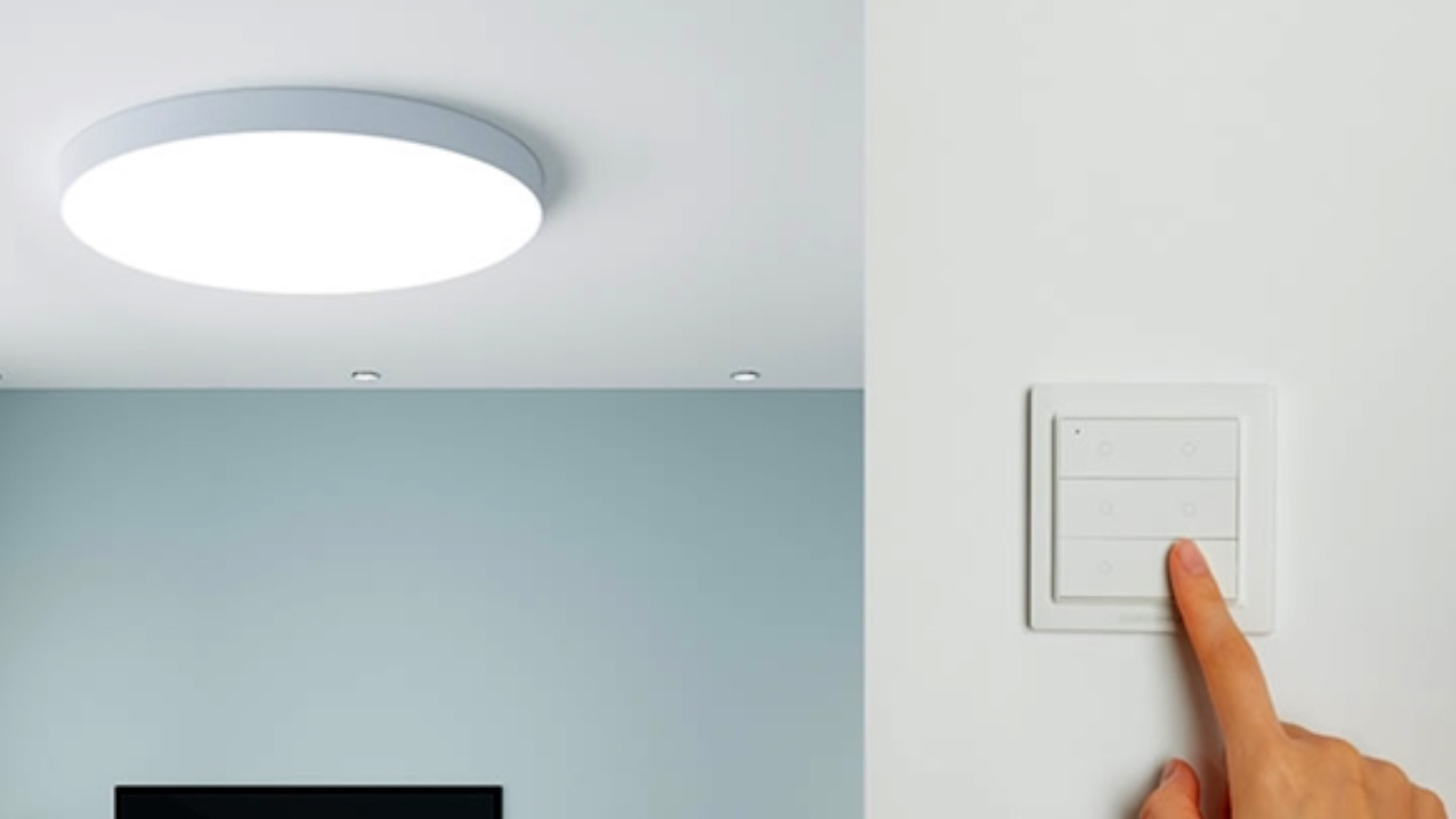 Xiaomi Aqara OPPLE: set of smart ceiling lamps with support for ...