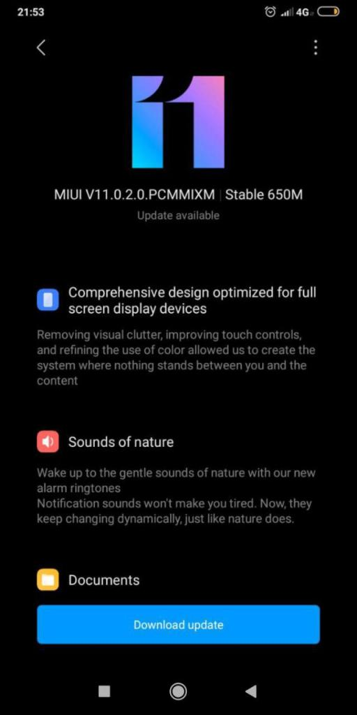 redmi 7a miui 11 global stable