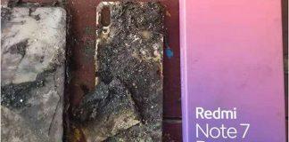 redmi note 7 pro esploso