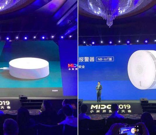 sensor anti-humo xiaomi gateway