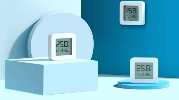 xiaomi termoigrografo