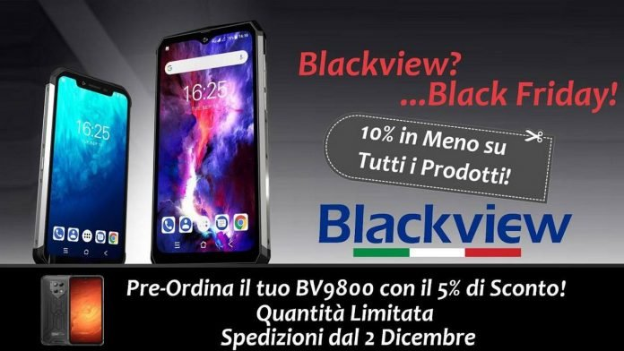 blackview black friday