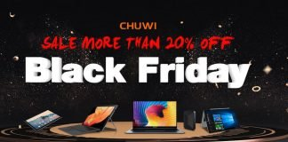 Черная пятница Chuwi
