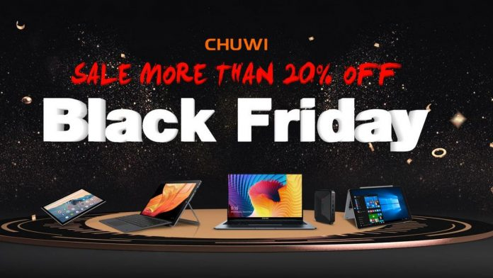 black friday chuwi