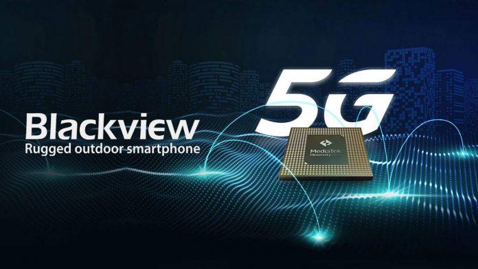 blackview rugged phone 5g
