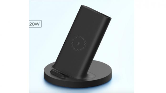 caricatore wireless xiaomi