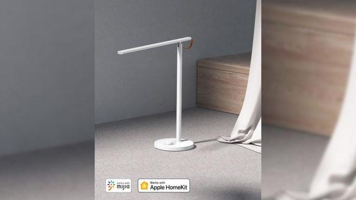 lampada scrivania xiaomi mijia