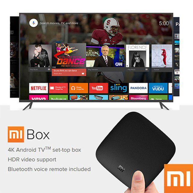 Xiaomi Mi TV Box 4K – GearBest