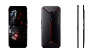 3s nubia red magic