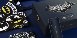 vivo iqoo pro 5g batman edition