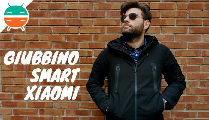 chaqueta inteligente xiaomi