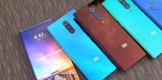 Wideo koncepcyjne Xiaomi mi 10
