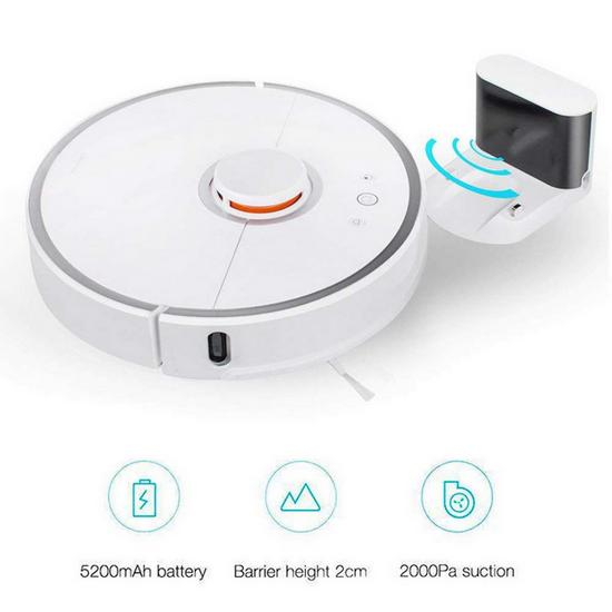 Xiaomi Roborock S50: the ideal robot vacuum cleaner for