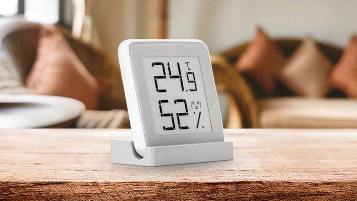 sensor de humedad de temperatura xiaomi