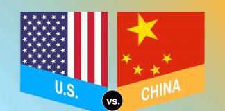 USA gegen China