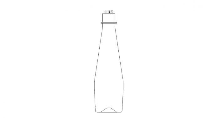 xiaomi bottiglia acqua minerale