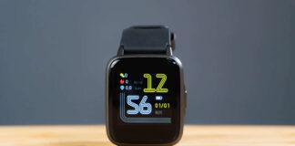 xiaomi haylou smart watch