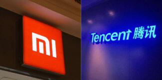 Xiaomi tencent